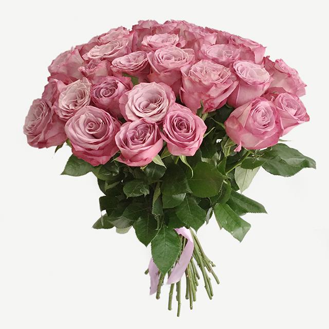 Цветов, букет роз из 33